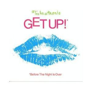 technotronic - get up! before the night is over CD 1990 ARS SBK capitol used mint