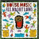 best of house music volume 3 - all night long CD various artists CD 1990 profile used