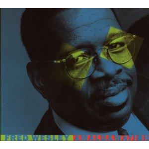 fred wesley - amalgamation CD 1994 minor music used