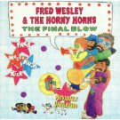 fred wesley & the ho9rny horns - final blow CD sequel made in EEC used