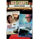 Red Carpet Double Feature Man Friday + Raise the Titanic DVD 2006