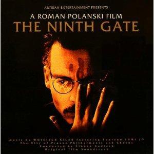 ninth gate - original film soundtrack CD 1999 silva artisan used mint