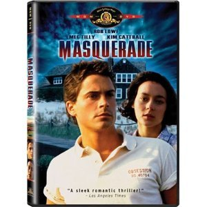 masquerade - rob lowe meg tilly DVD 2004 MGM used mint