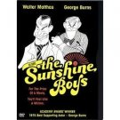 sunshine boys - walter matthau george burns DVD 2004 warner used mint