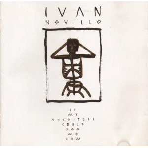 ivan neville - if my ancestors could see me now CD 1995 iguana used mint
