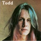 todd rundgren - todd CD 1974 warner bearsville rhino used mint