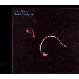 todd rundgren - healing CD 1981 bearsville rhino used mint