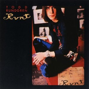 todd rundgren - runt CD 1971 bearsville rhino used mint