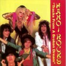 hanoi rocks - tracks from a broken dream CD 1990 lick EMI used mint
