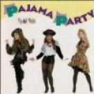 pajama party - up all night CD 1989 atlantic used mint