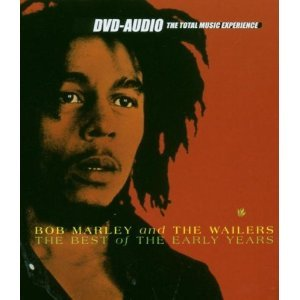 bob marley and the wailers - best of early years DVD 2001 sanctuary silverline used