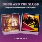 doug and the slugs - cognac and bologna + wrap it! CD 1997 one way tom cat used mint