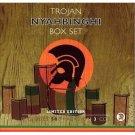 trojan nyahbinghi box set limited edition CD 3-disc box 2003 sanctuary used