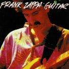 frank zappa - guitar CD 2-discs 1988 rykodisc 1995 zappa used mint