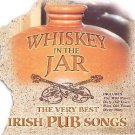 whiskey in the jar - the very best irish pub songs CD 2005 BCI Navarre used mint