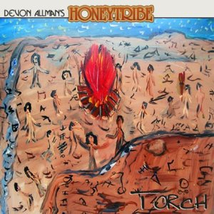 devon allman's honeytribe - torch CD 2006 livewire used mint