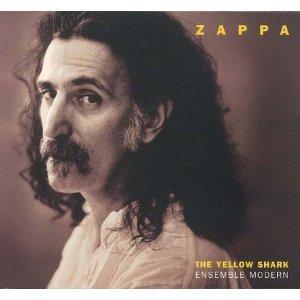 frank zappa - yellow shark ensemble modern CD 1993 zappa family barking pumpkin used