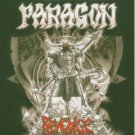 paragon - revenge CD + DVD 2005 remedy germany used mint
