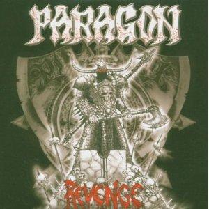 paragon - revenge CD + DVD 2005 remedy germany used mint