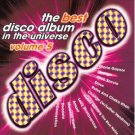 best disco album in the universe volume 5 - various artists CD 1997 essex used mint