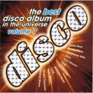 best disco album in the universe volume 7 - various arrtists CD 1997 essex used