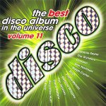 best disco album in the universe volume 11 - various artists CD 1997 essex used