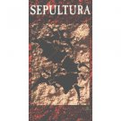 sepultura - under siege (live in barcelona) VHS 1991 roadrunner used very good