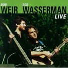 bob weir + rob wasserman - live HDCD GDCD4053 used mint