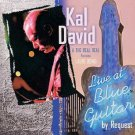 kal david - live at blue guitar by request CD 11 tracks used mint
