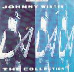 johnny winter - collection CD 1987 castle UK 17 tracks used mint