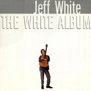 jeff white - white album CD 1996 rounder used