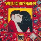 will and the bushmen - will and the bushmen CD 1989 SBK capitol used mint
