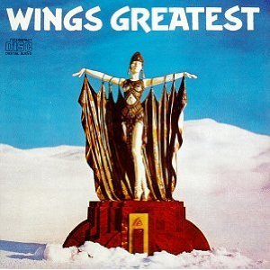 wings greatest CD 1978 1990 capitol used mint