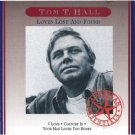 tom t hall - loves lost and found CD 1995 polygram used mint