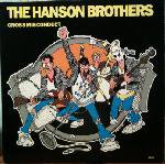 hanson brothers - gross misconduct Cd 1992 alternative tentacles used mint