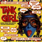tank girl - original soundtrack from UA film CD 1995 elektra used mint