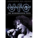 UFO - misdemeanor tour DVD PAL 2002 classic pictures UK10 tracks used mint