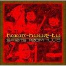 huun-huur-tu - spirits from tuva CD 2003 paras 12 tracks used mint