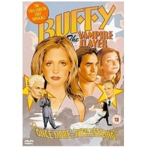 buffy the vampire slayer - once more with feeling DVD 2003 20th century fox region 2 used mint