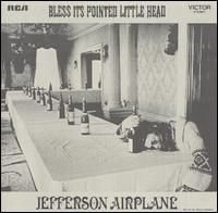 jefferson airplane - bless its pointed little head alive at filmore east west CD 1996 RCA used mint