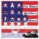 blues brothers - red white & blue CD 1992 turnstyle atlantic used mint