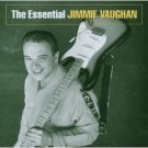 jimmie vaughan - essential CD 2003 sony epic 16 tracks used mint