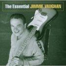 jimmie vaughan - essential CD 2003 sony epic 16 tracks used mint