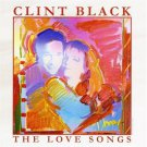 clint black - love songs CD 2006 equity music used mint