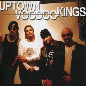 uptown voodoo kings - uptown voodoo kings CD 2001 bulletproof 11 tracks used mint