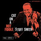 stuff smith - cat on a hot fiddle CD 2004 verve new factory sealed