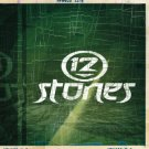 12 stones - 12 stones CD 2002 wind-up 12 tracks used mint