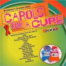 broadway's greatest gifts - carols for a cure 2000 CD 2000 rock-it science used mint
