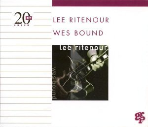 lee ritenour - wes bound GOLD CD 1994 GRP used mint