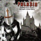 paladin - paladin featuring ronny munroe of metal church CD 1987 2007 retrospect records used mint